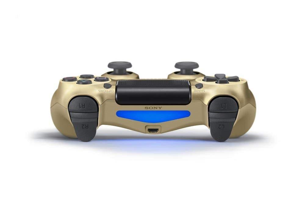 Sony PlayStation DualShock 4 V2 Controller - Gold