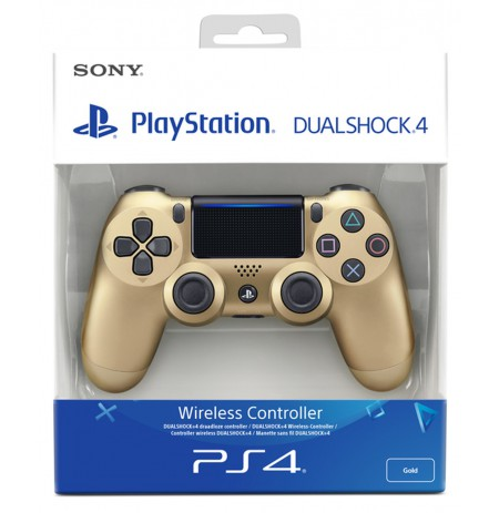 Sony PlayStation DualShock 4 V2 valdiklis - Gold
