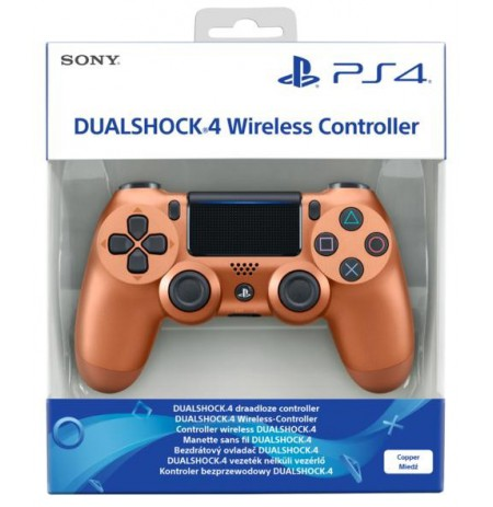 Sony PlayStation DualShock 4 V2 valdiklis - Copper XBOX
