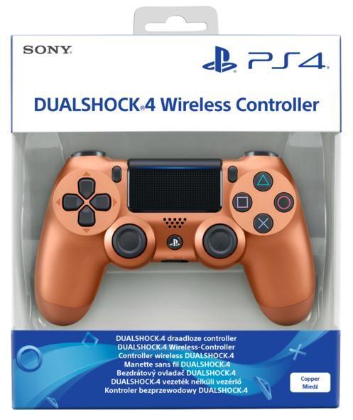 Sony PlayStation DualShock 4 V2 valdiklis - Copper XBOX