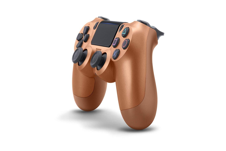 Sony PlayStation DualShock 4 V2 Controller - Copper