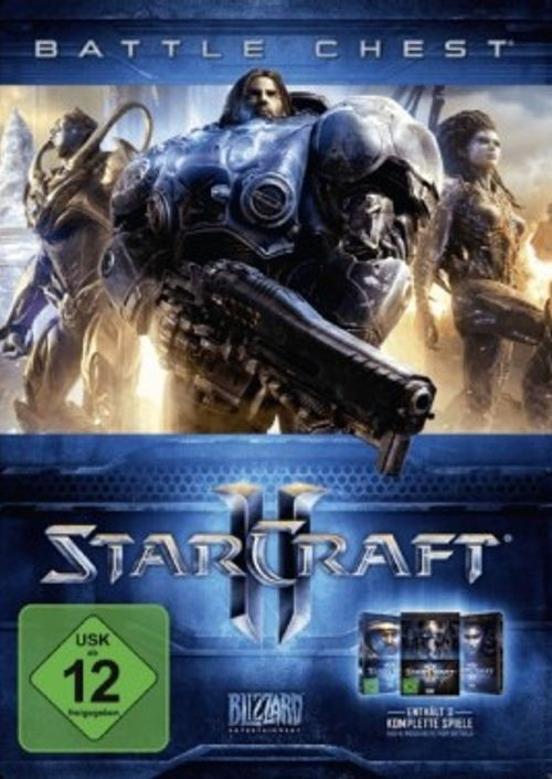 STARCRAFT 2 Battlechest 2.0