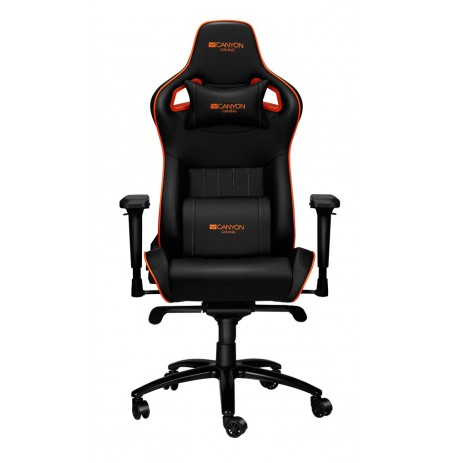 Canyon Corax black/orange gaming chair