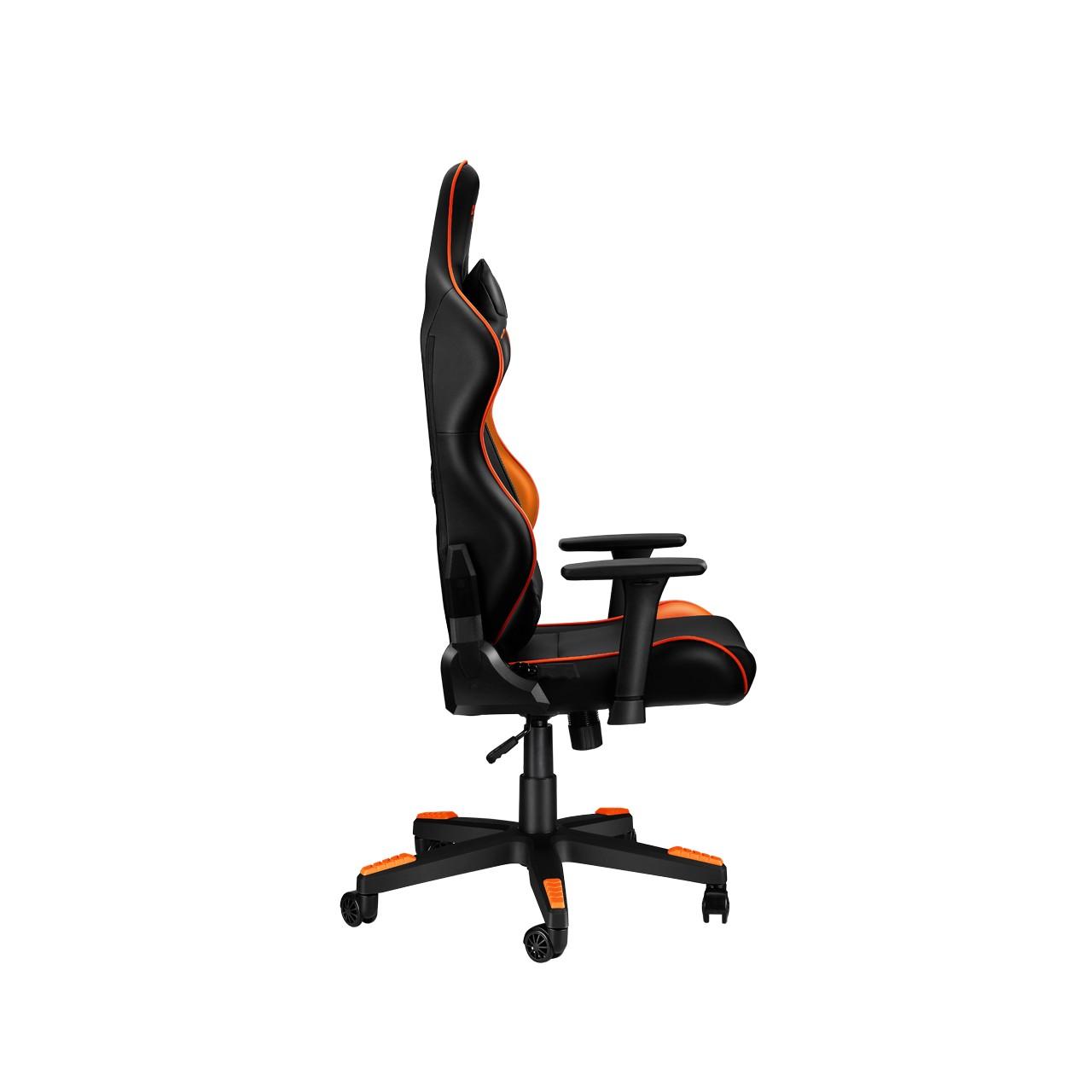 Canyon Deimos black/orange gaming chair