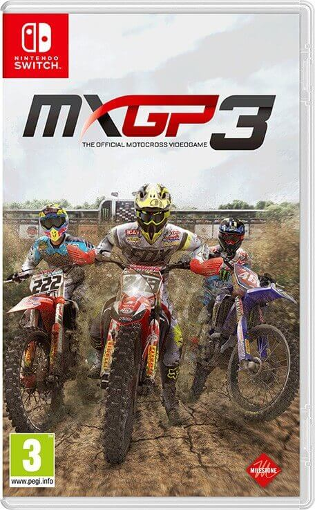 MXGP3 - The Official Motocross Videogame XBOX