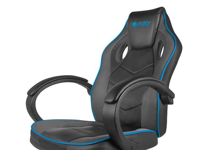 FURY AVENGER S black/grey gaming chair