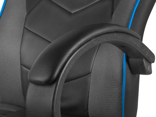 FURY AVENGER S black/grey gaming chair