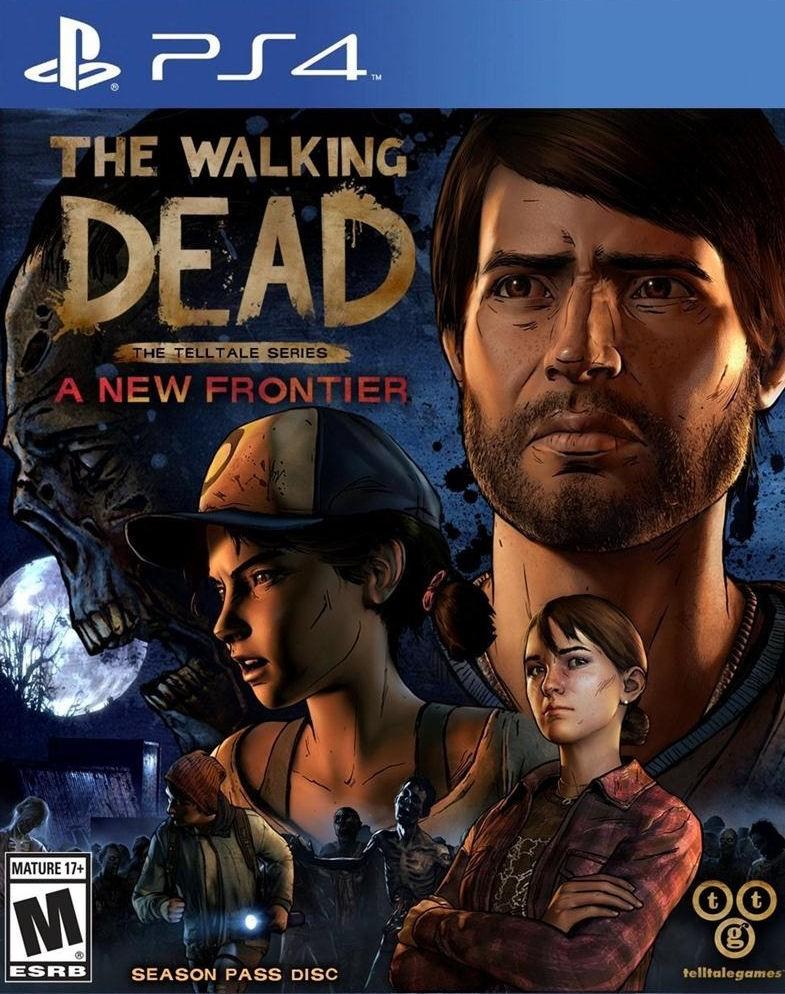 The Walking Dead - Telltale Series: The New Frontier