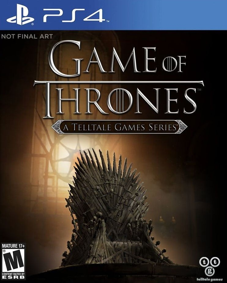 Game of Thrones – A Telltale Games Series PS4