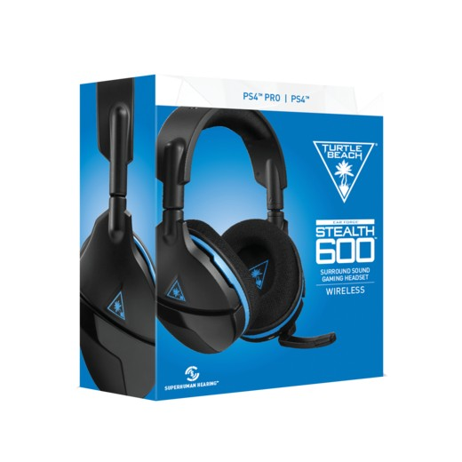 Turtle Beach Stealth 600P wireless headset PS4/PC