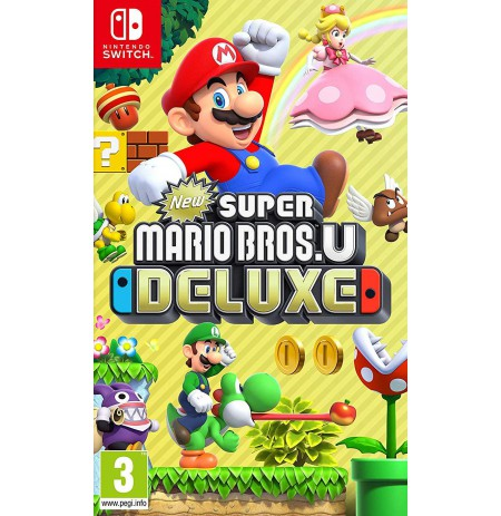 New Super Mario Bros. U Deluxe XBOX