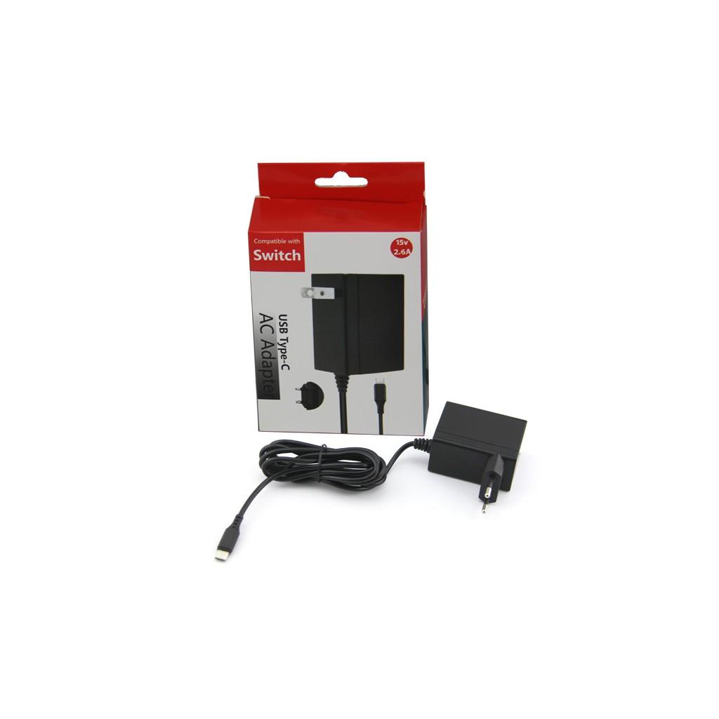Nintendo Switch AC USB-C adapteris