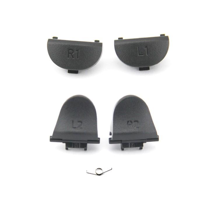 Dualshock 4 controller L2R2/L1R1 replacement buttons