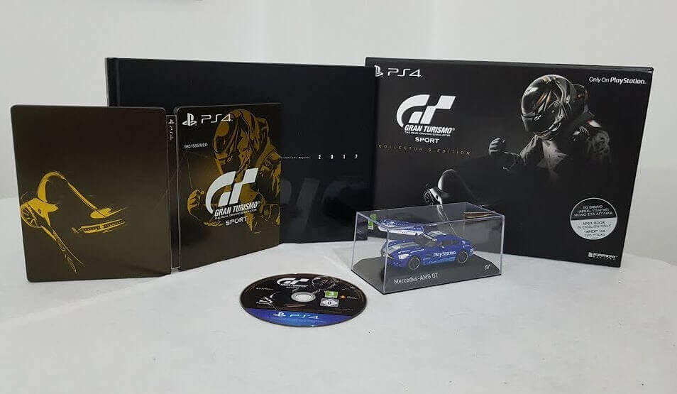 Gran Turismo: Sport Collectors Edition