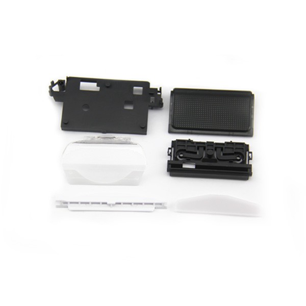 Dualshock 4 case repair set (black)