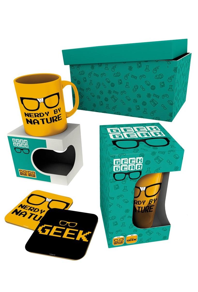 GEEK Geek Gear dovanų dėžutė