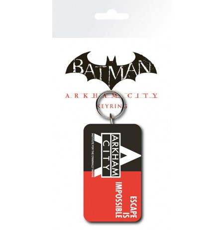 BATMAN ARKHAM CITY Escape guminis pakabukas