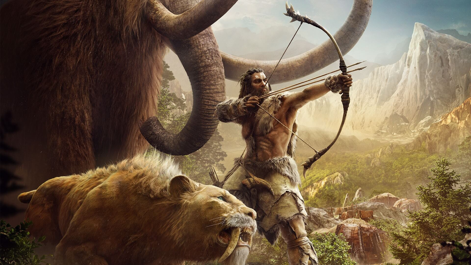 Far Cry Primal and Far Cry 4 Double Pack