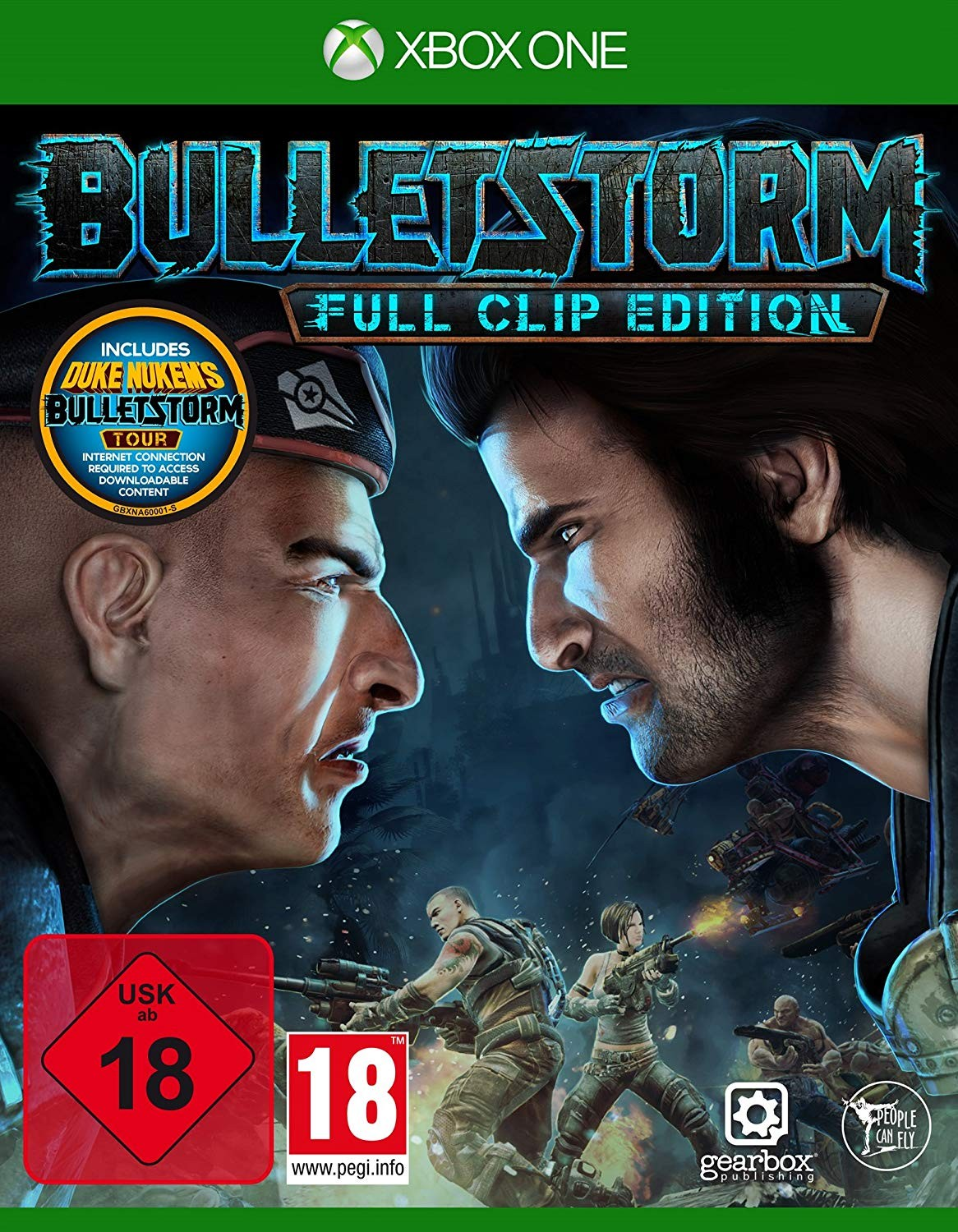 Bulletstorm: Full Clip Edition XBOX