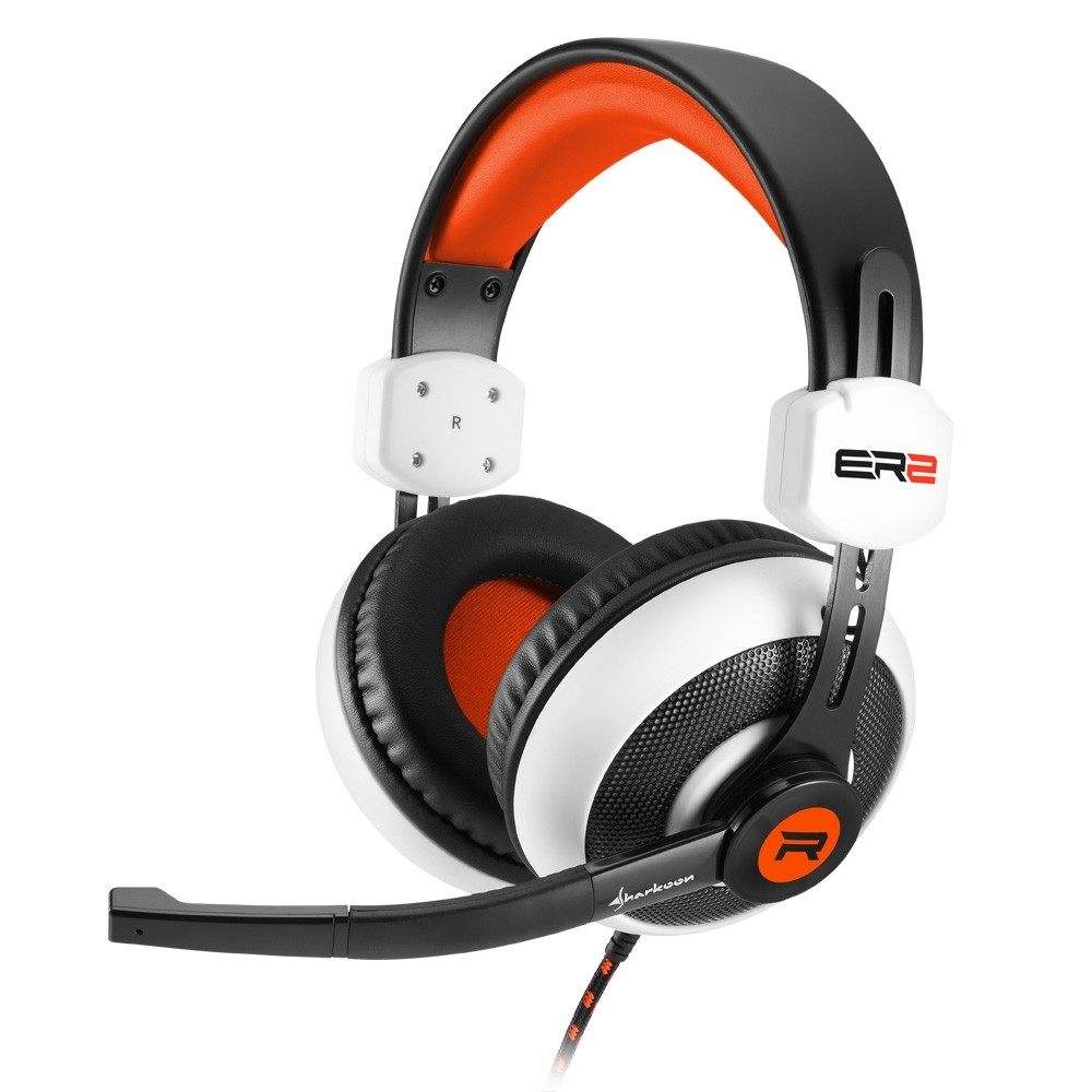 Sharkoon Rush ER2 Gaming Headset White