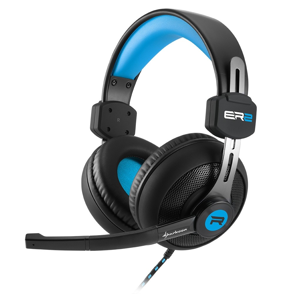 Sharkoon Rush ER2 Gaming Headset Blue