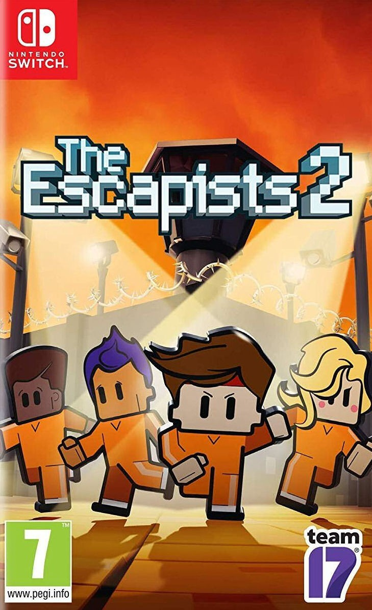 The Escapists 2 XBOX
