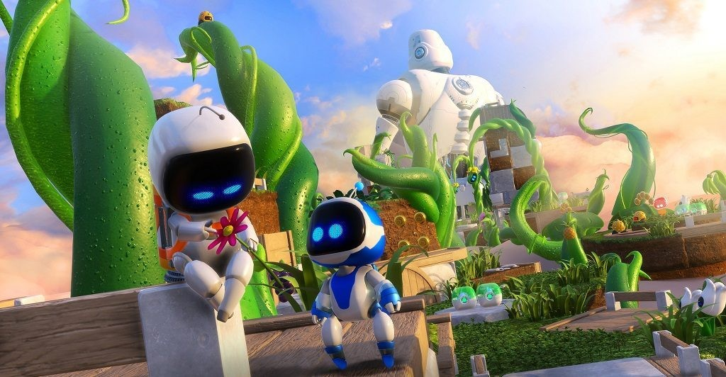 Astro Bot Rescue Mission VR