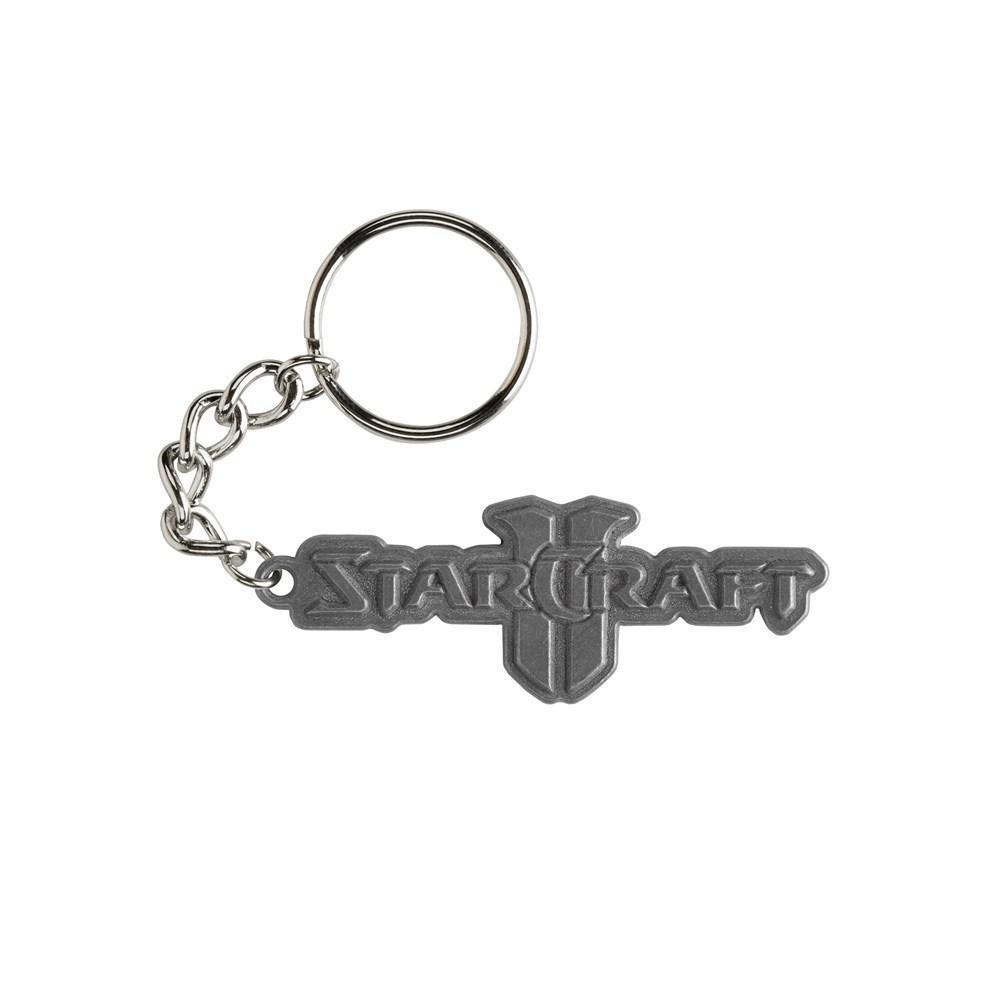 StarCraft II Logo Keychain