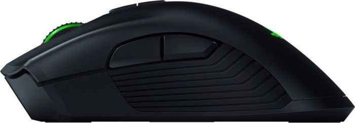 RAZER Mamba juoda belaidė žaidimų optinė pelė | 16000 DPI
