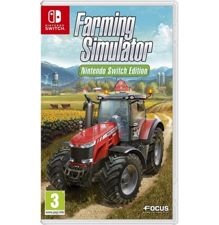 Farming Simulator Nintendo Switch Edition XBOX