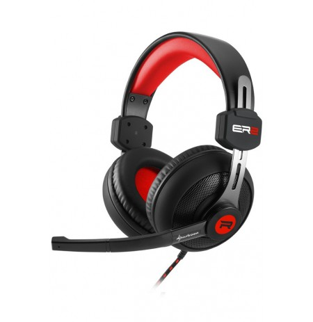 Sharkoon Rush ER2 Gaming Headset Red