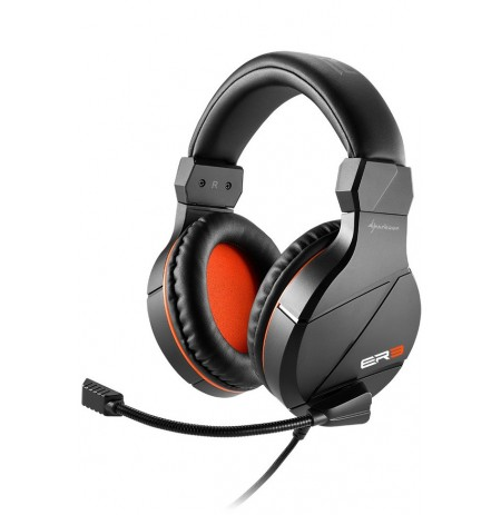 Sharkoon Rush ER3 Gaming Headset Black