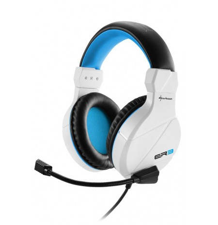 Sharkoon Rush ER3 Gaming Headset White