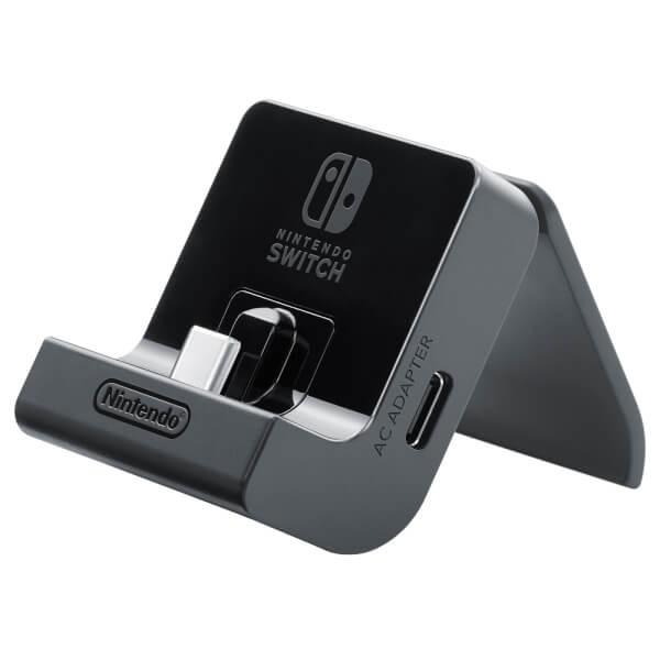 Nintendo Switch pakrovimo stovas