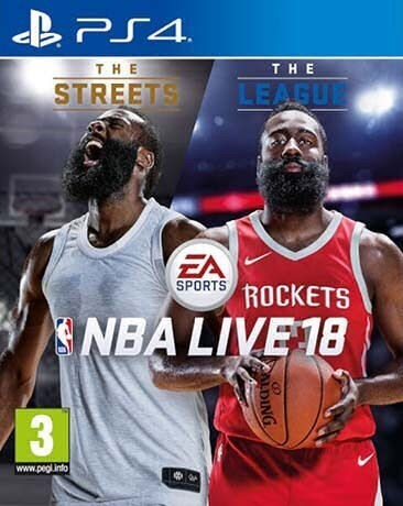 NBA Live 18: The One Edition PS4