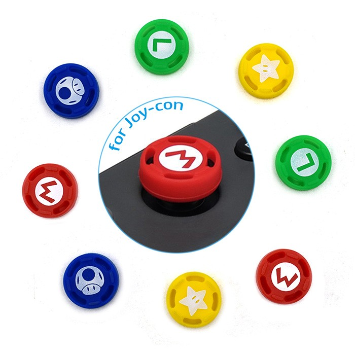 Nintendo Switch Joy-con caps