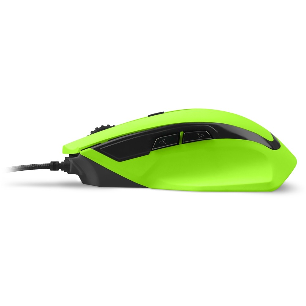 Sharkoon Force Gaming Mouse Green