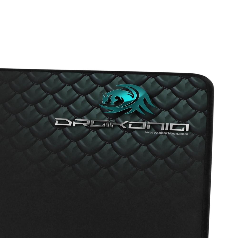 Sharkoon Drakonia 355x255x2.5mm pelės kilimėlis