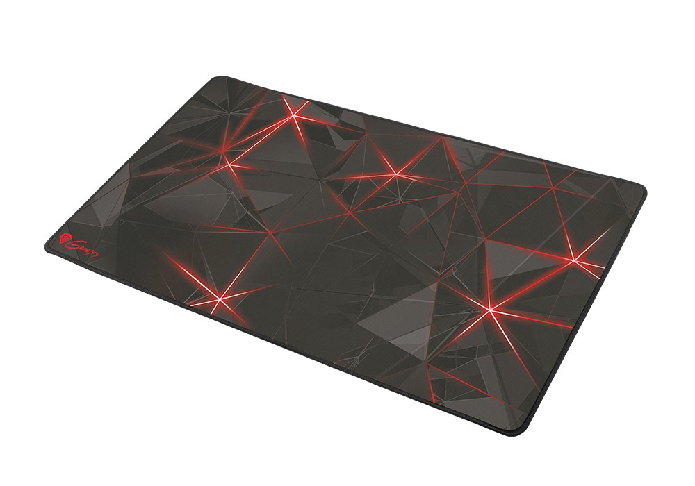 GENESIS CARBON 500 MAXI FLASH 900x450x2.5mm (M12) mouse pad