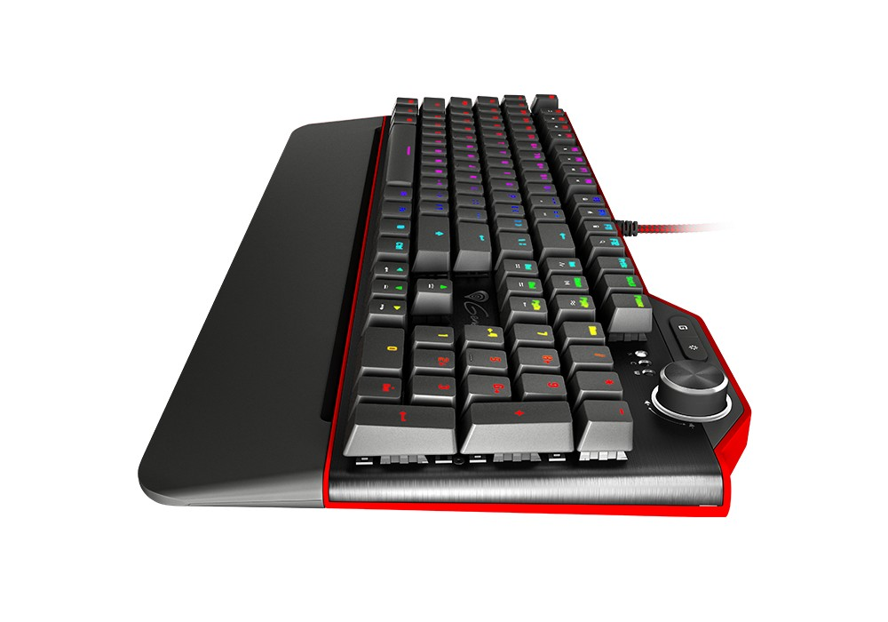 GENESIS RX85 RGB mechaninė klaviatūra (US) (Brown)