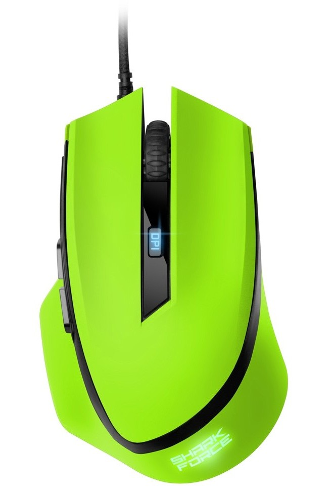 Sharkoon Force Gaming Mouse White
