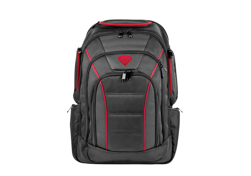 "LAPTOP BACKPACK GENESIS PALLAD 500 BLACK 15,6""/17,3"""