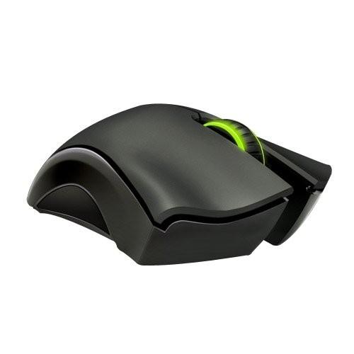 RAZER Mamba Elite Chroma belaidė lazerinė optinė juoda pelė | 6400 DPI