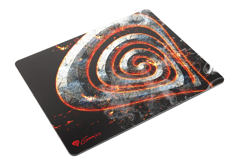 GENESIS M33 LAVA GAMING MOUSE PAD NATEC 250x300x2.5mm