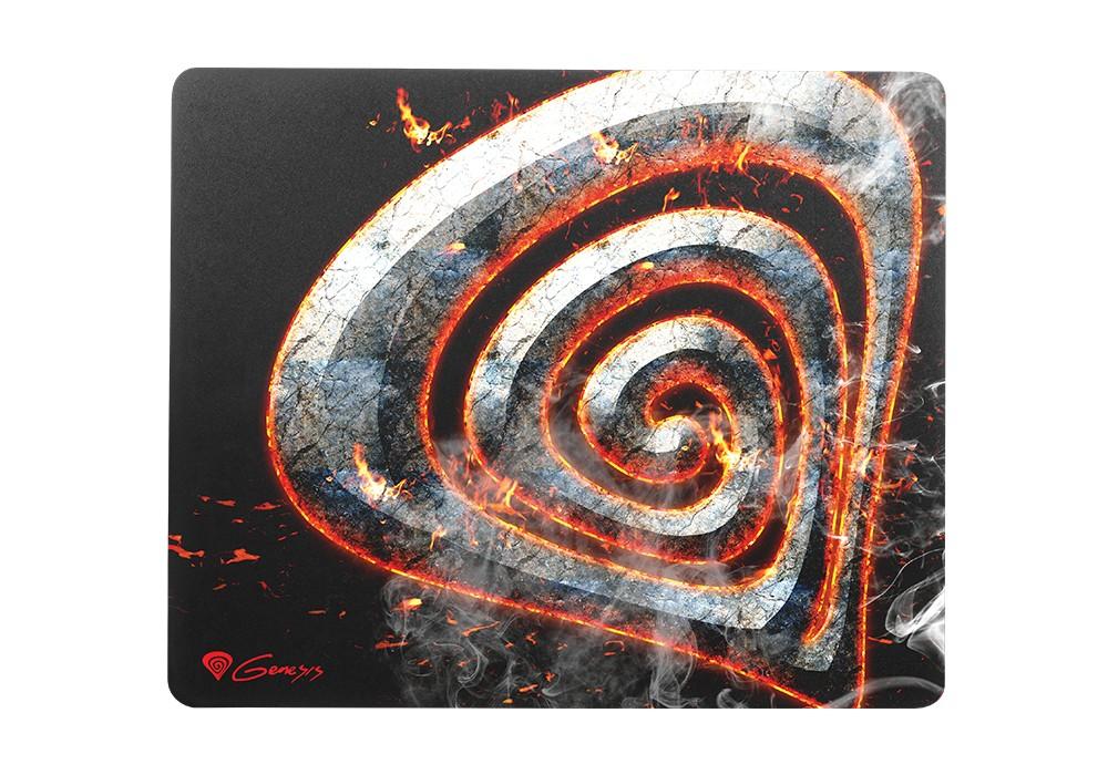 GENESIS M33 LAVA pelės kilimėlis 250x300x2.5mm