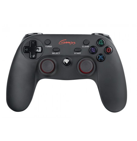 GAMEPAD GENESIS PV65 WIRELESS FOR PS3/PC