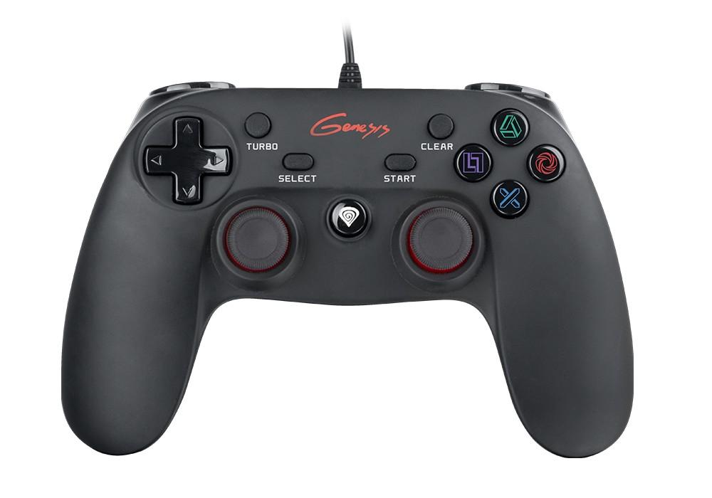 GAMEPAD GENESIS P65 FOR PS3/PC