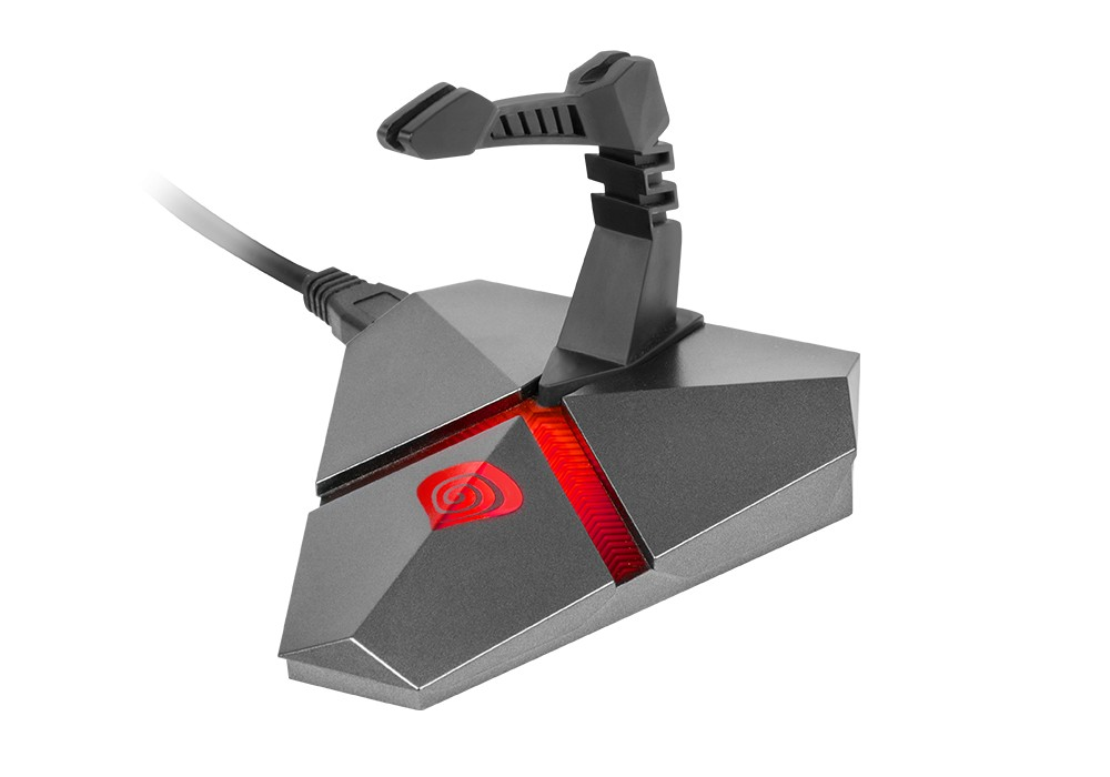 GENESIS VANAD 750  USB  Hub with mouse bungee