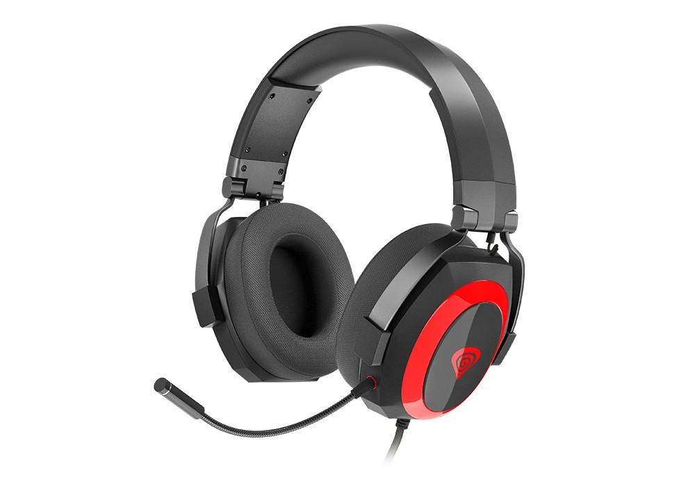 GENESIS ARGON 500 laidinės ausinės su mikrofonu | 3.5mm
