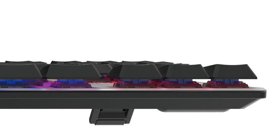 Gamdias HERMES M3 mechaninė klaviatūra RGB US
